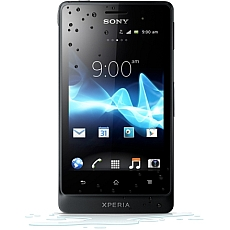 Unlocking by code Sony Xperia Go