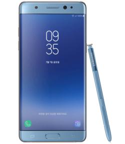 Unlocking by code Samsung Galaxy Note FE