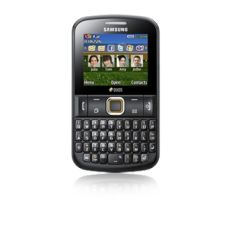 Unlocking by code Samsung E2222 Chat 222