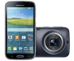 Unlocking by code Samsung Galaxy K zoom