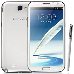 Unlocking by code Samsung Galaxy Note 2