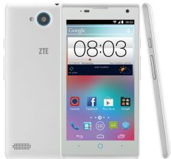 Unlocking by code ZTE KIS II MAX PLUS