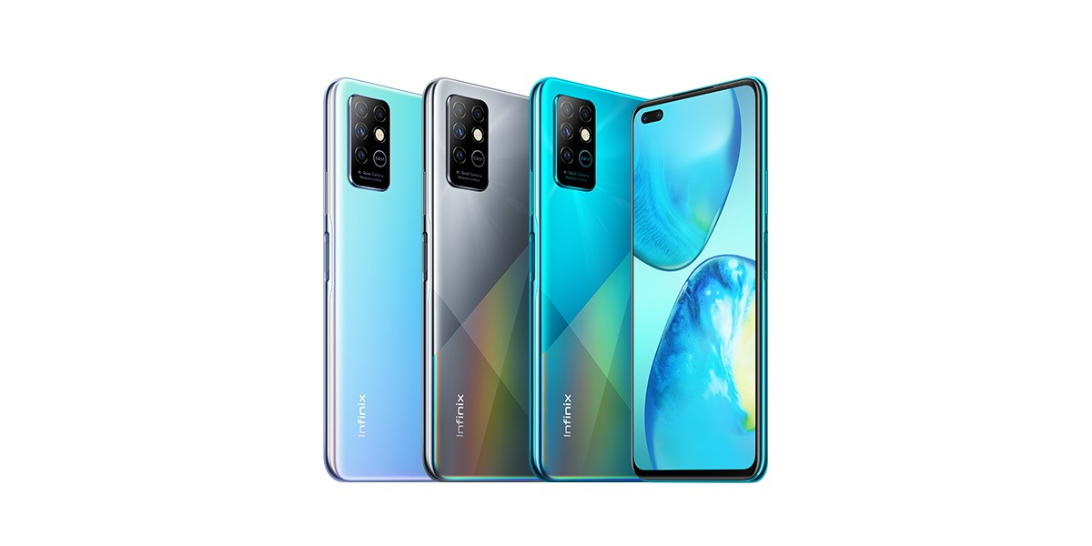 Infinix Note 8 officially here. Specifications