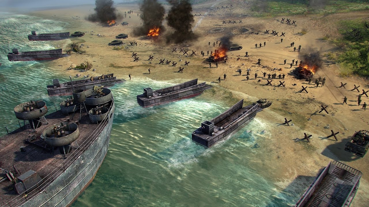 iOS and Android port for Company of Heroes to be released in 2020