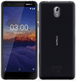 Unlocking by code Nokia 3.1 A