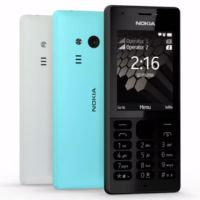 Unlocking by code Nokia 216