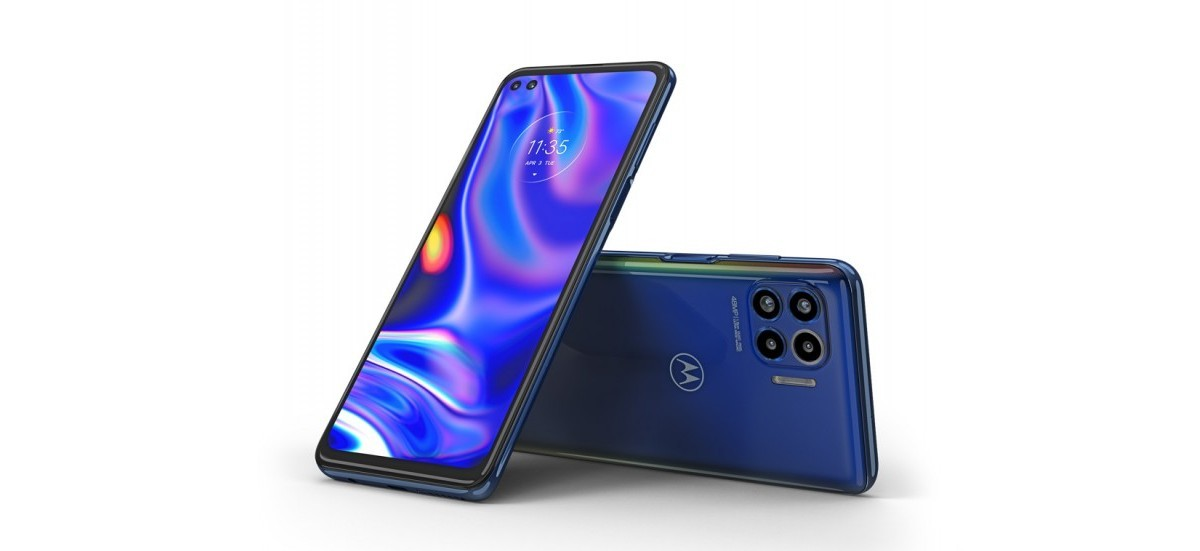Motorola One 5G UW now available on Verizon for $549.99