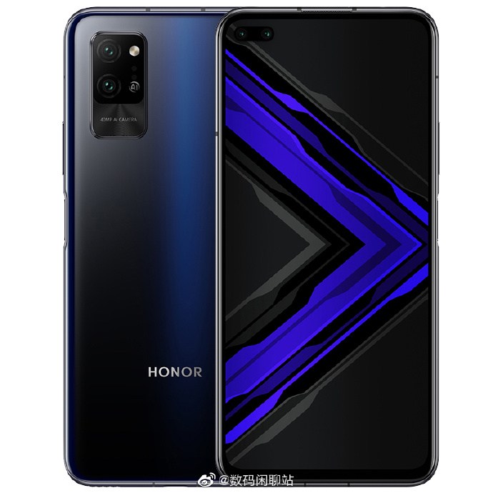 Press render and specs of Honor Play ...