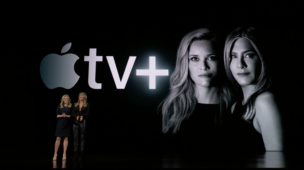 Apple TV Plus, like Netflix but from Apple