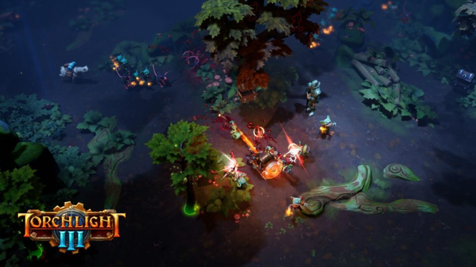 Hack and slash Torchlight III officially announced, to be released this year