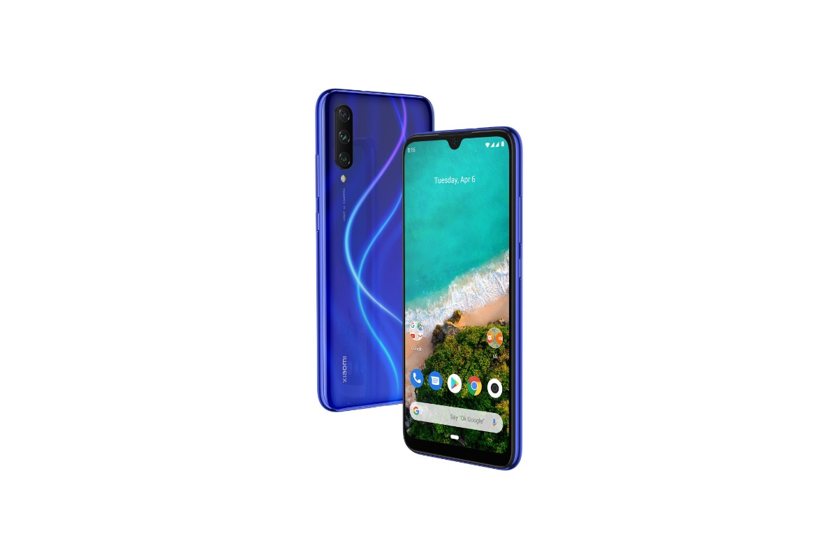 Xiaomi Mi A3 is now available in India. Price, specs