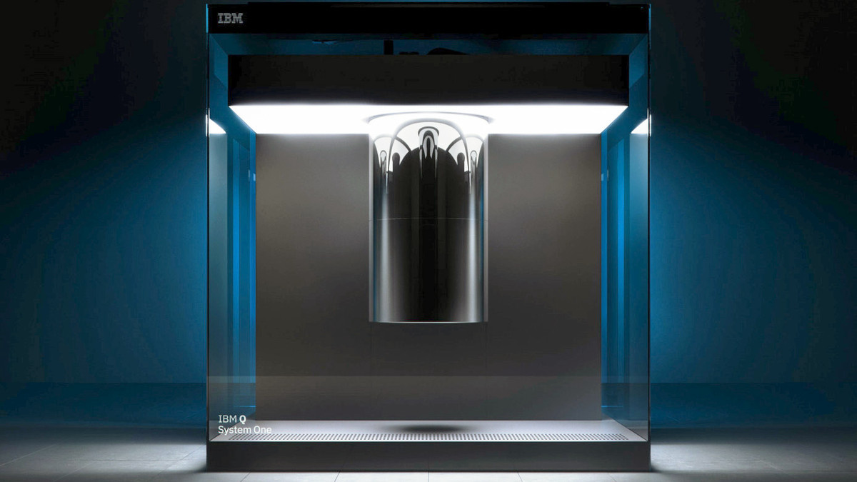 IBM Q System One, the first commercially available quantum computer