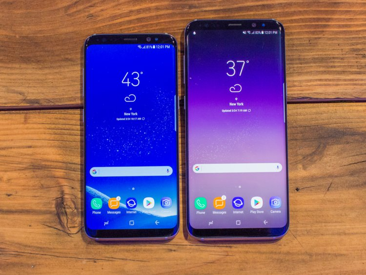 Samsung Galaxy S8 and S8 Plus are now receiving Oreo update in Canada