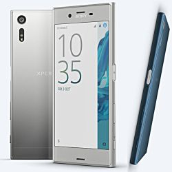 Unlocking by code Sony Xperia XZ