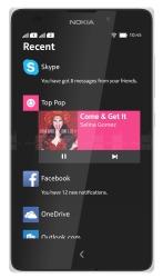 Unlocking by code Nokia XL