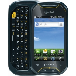 Unlocking by code Pantech P8000 Crossover Android