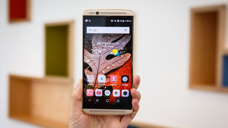ZTE Axon 7 is discontinued in the US