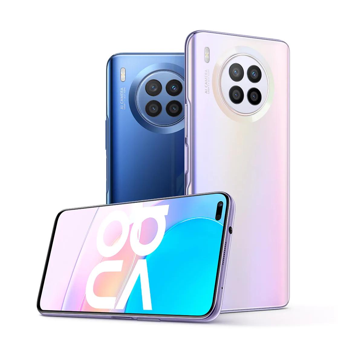Huawei still wants a piece of the European smartphone market