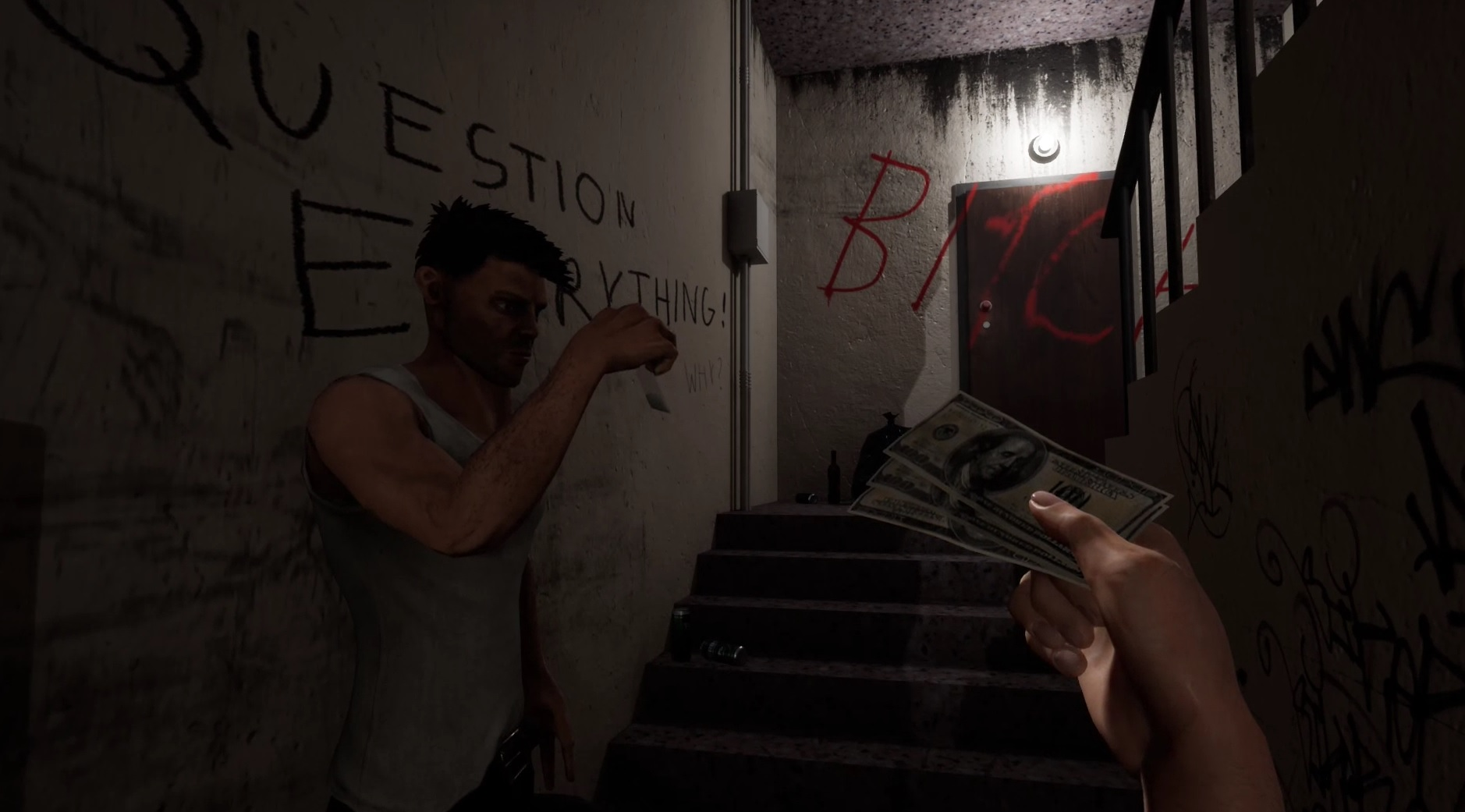 Poles are making a video game about being a drug dealer