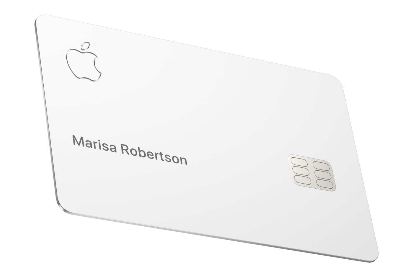 Apple Card launches in the USA