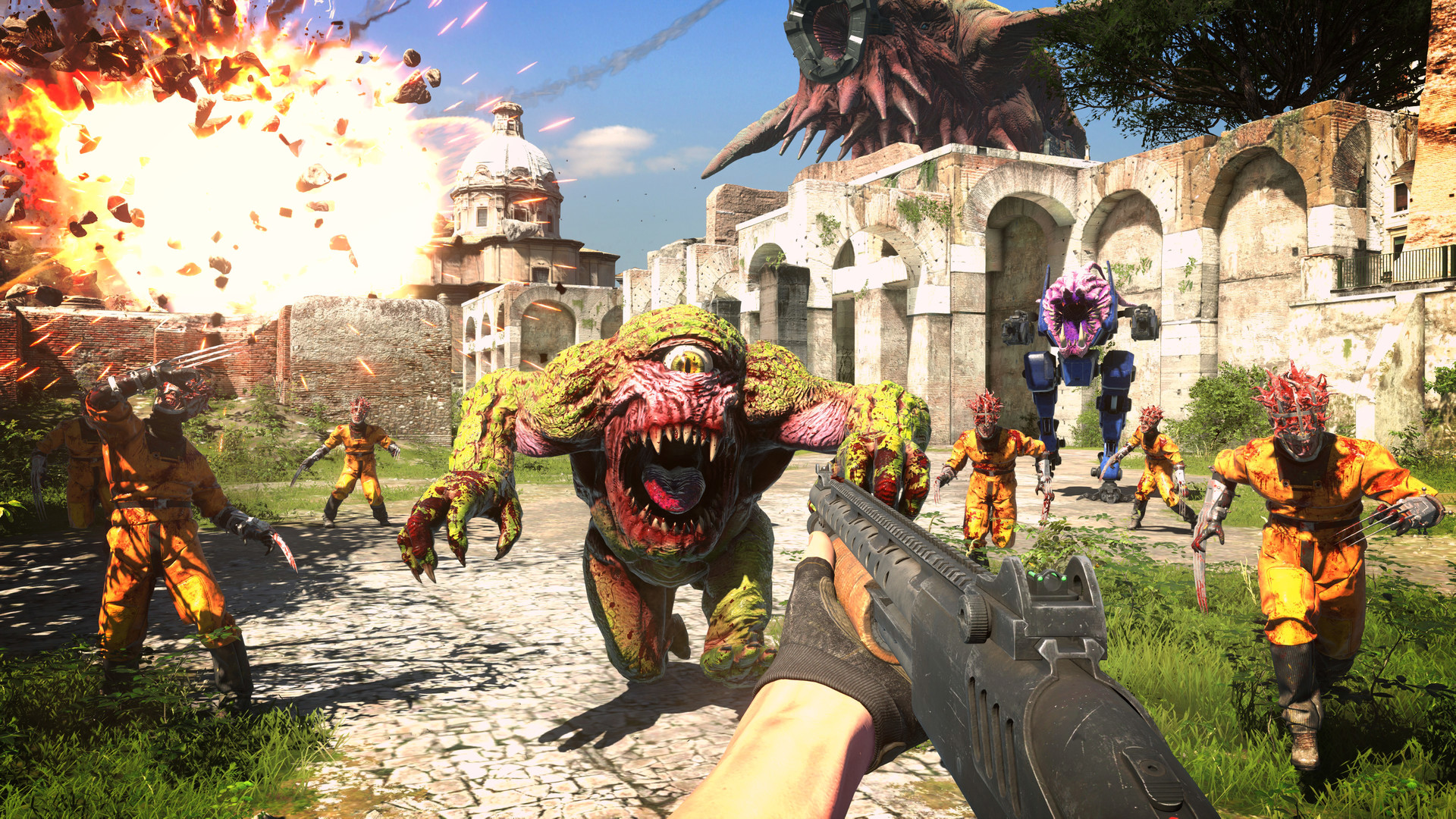 Croteam announces Serious Sam 4's release ...