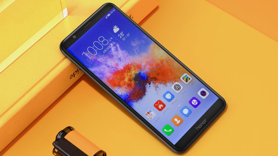 Huawei Honor 7X. (Relatively) Low price for (relatively) high specs