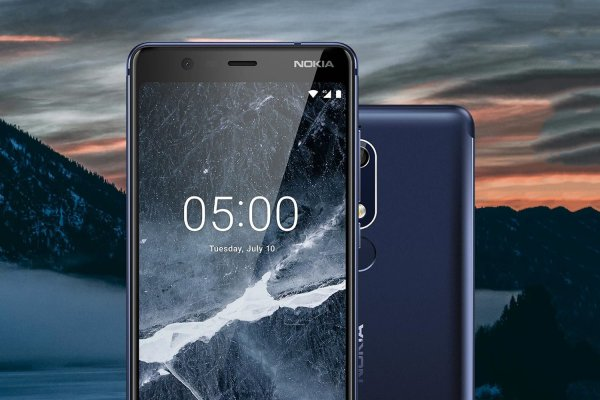 Nokia 5.1 Plus. Hooray, another phone with a notch