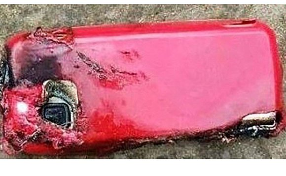 Oh my. An Indian teenager killed by exploding Nokia phone