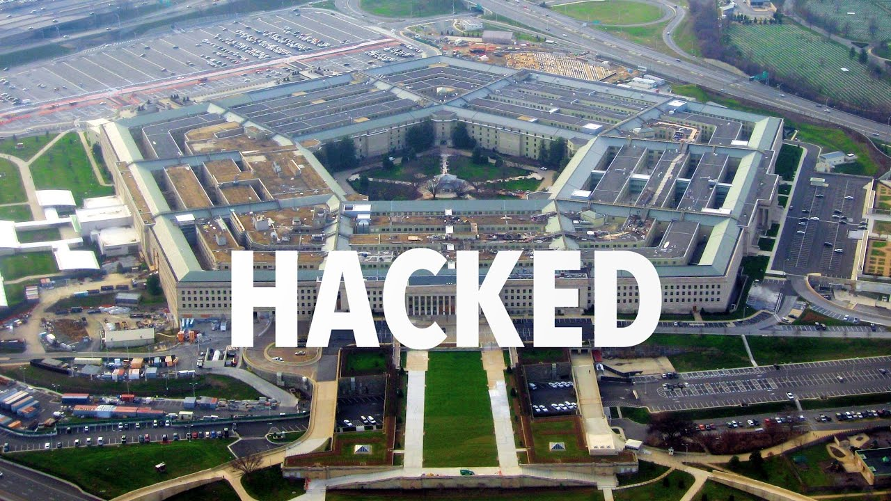Oh, right, another grand theft data. This time it was Pentagon that got robbed