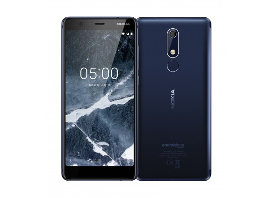 Nokia 5.1 will receive the OS upgrade to Android 9 Pie