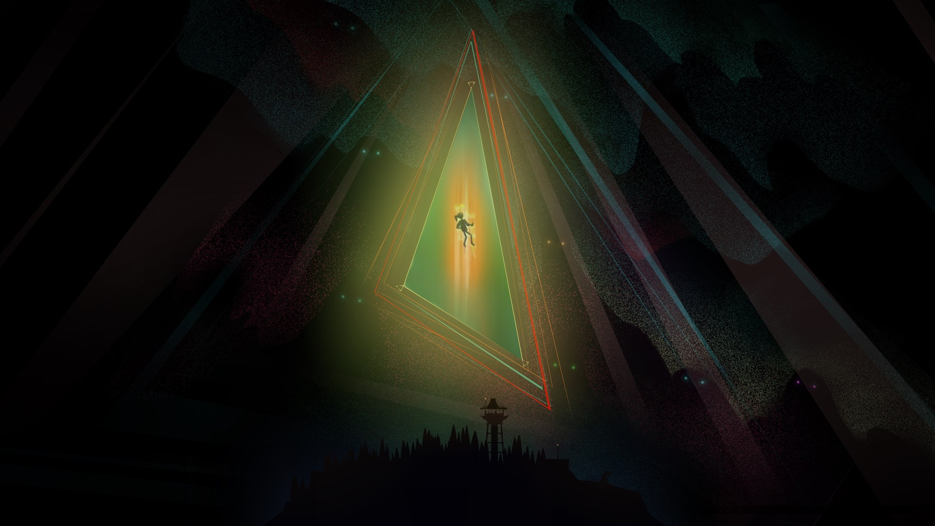 Video game Oxenfree available for free from Epic Games Store