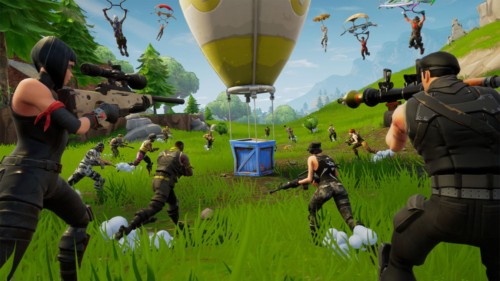Hole in Fortnite's security allows hackers to steal from players' accounts