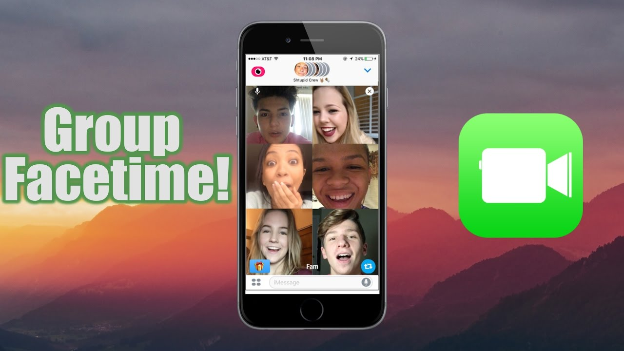 Apple puts the Group FaceTime calls feature on hold