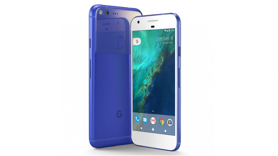 Really Blue Google Pixel soon available in the UK