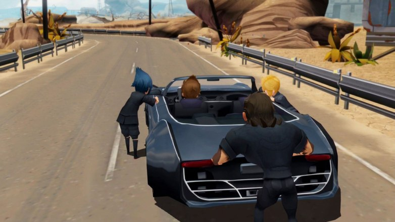 Final Fantasy XV: Pocket Edition available for pre-orders, launches on February 9