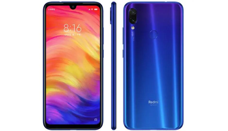 Xiaomi Redmi Note 7 Pro receives a large update. New functions and fixes
