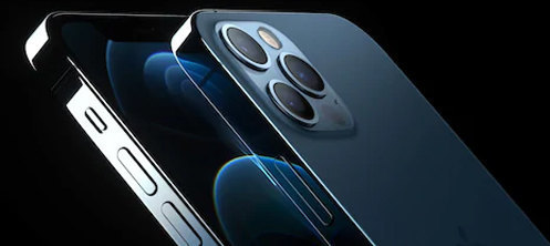 New rumors about iPhone 13. In-display fingerprint scanner on board.