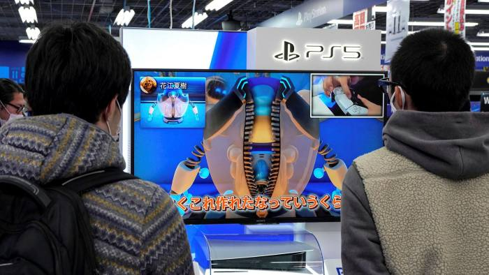 Sony with huge problems in Japan. Japanese gamers not happy with their company.