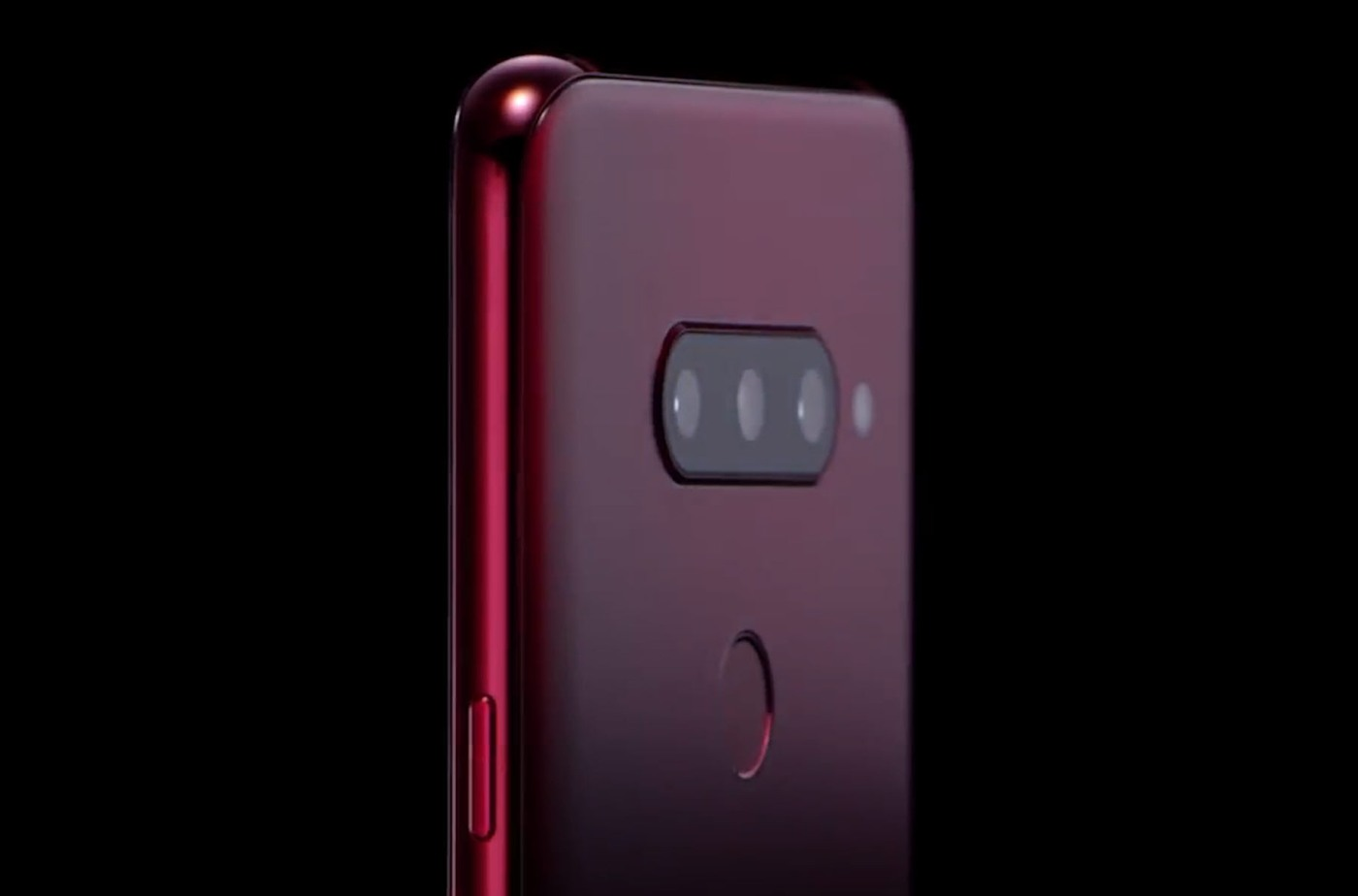 LG V40 ThinQ unveiled. Cameras, soft material and more