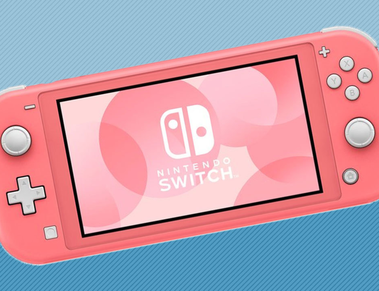 New colour variant of Nintendo Switch ...