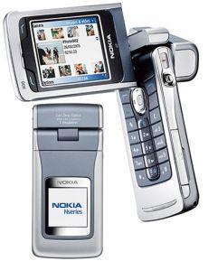 Unlocking by code Nokia N90