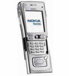 Unlocking by code Nokia N91