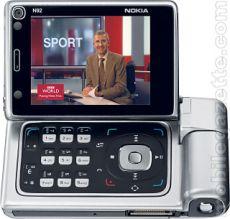 Unlocking by code Nokia N92