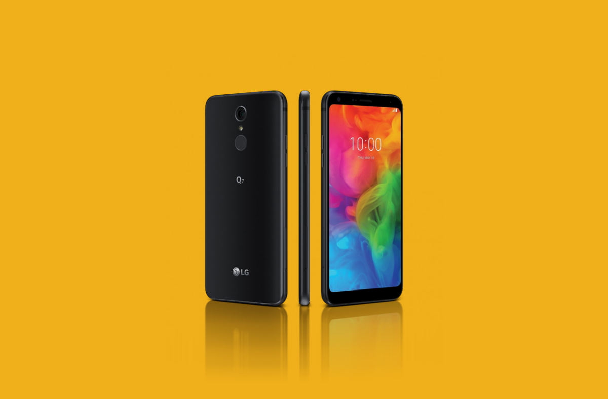 LG Q7 is out. Price and specs