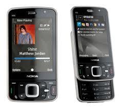 Unlocking by code Nokia N96
