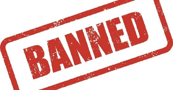 Another bans in the USA. Goverment bans apps like Alipay and WeChat Pay.