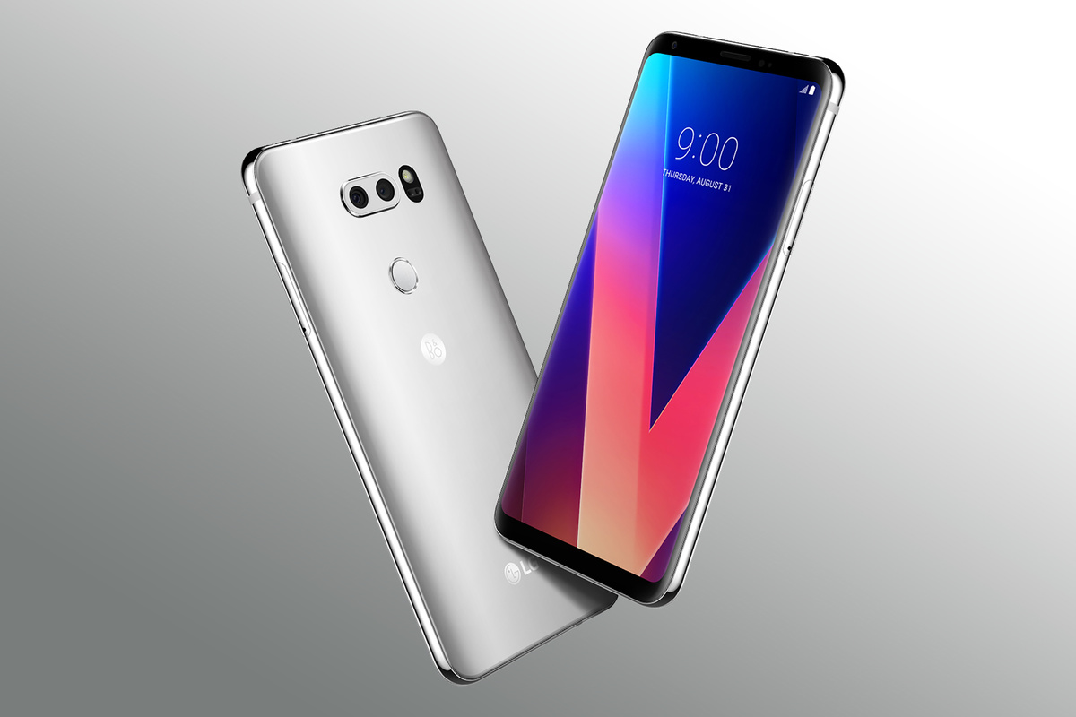 LG V30 is now available in Germany