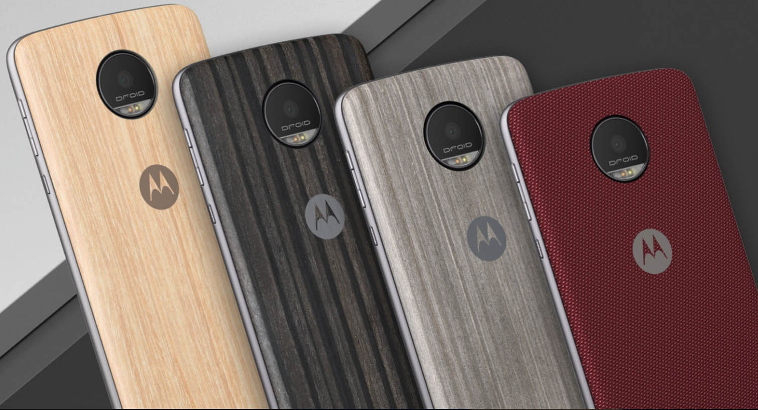 Style Shell, or a Moto Mod case with built in wireless charging