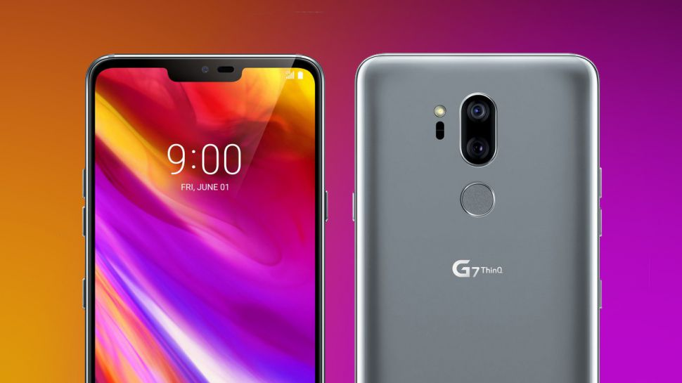 New pictures of LG G7 ThinQ leaked, show the phone from every angle