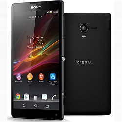 Unlocking by code Sony Xperia ZL